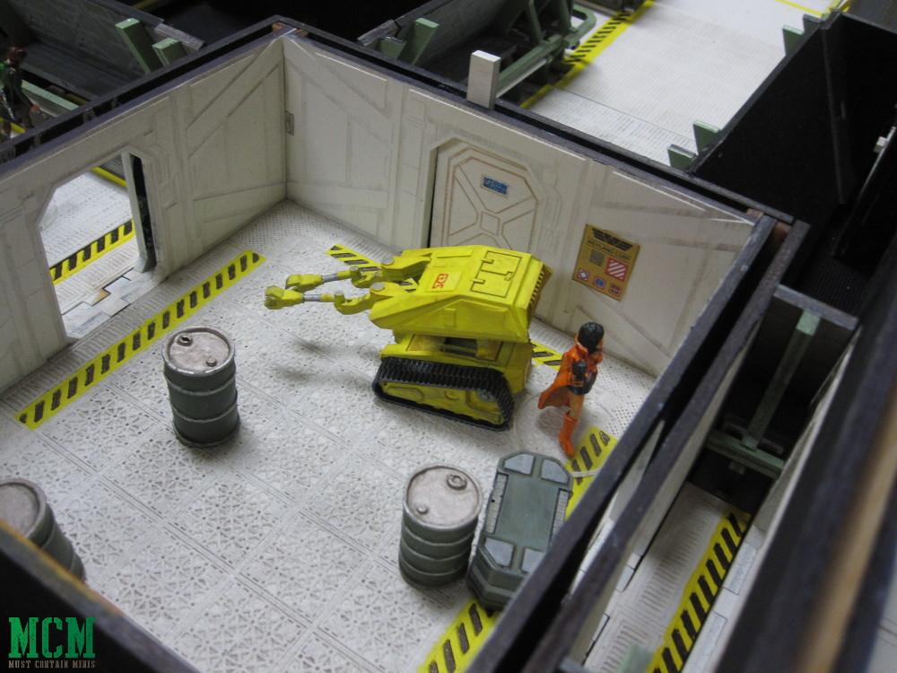 Sci-Fi Dungeon Crawling