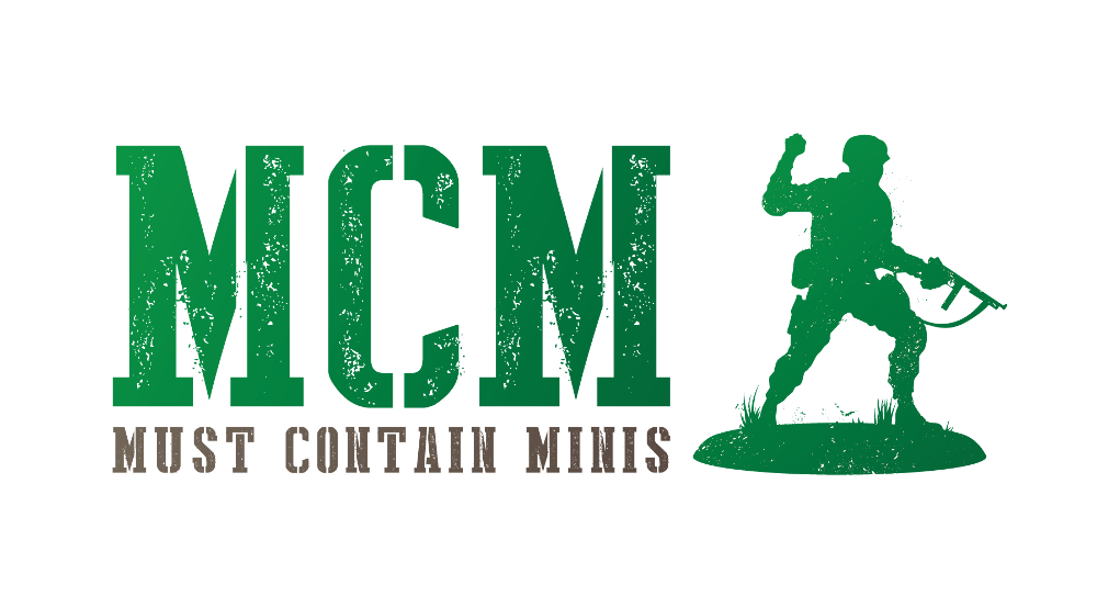 New Must Contain Minis Logo