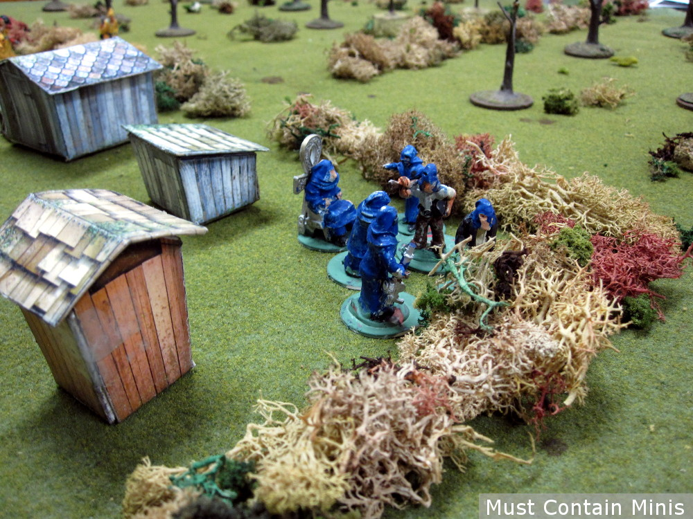 Cthulhu Cultist Miniatures Skirmish Game