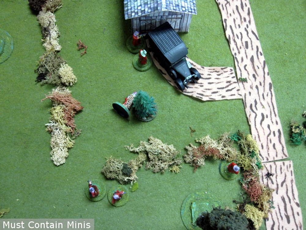 Strange Aeons Battle Report. Magus Shot.