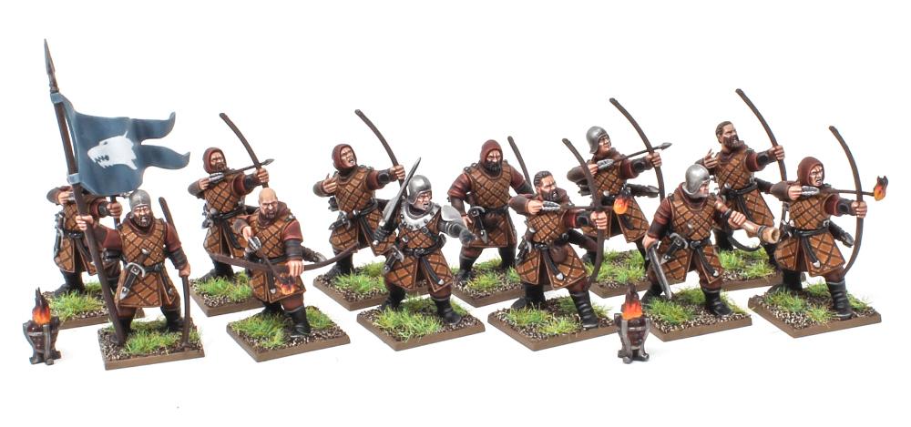 Forgotten World Kickstarter Northmen Bowmen