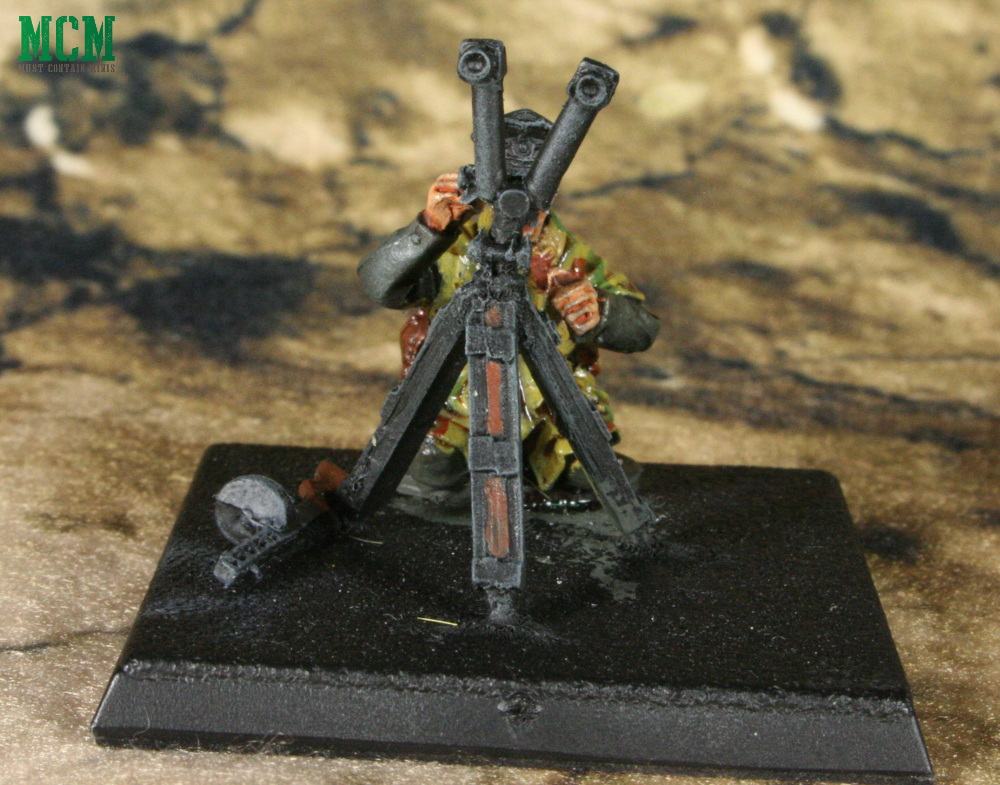 German Forward Observers for Bolt Action by Osprey Games