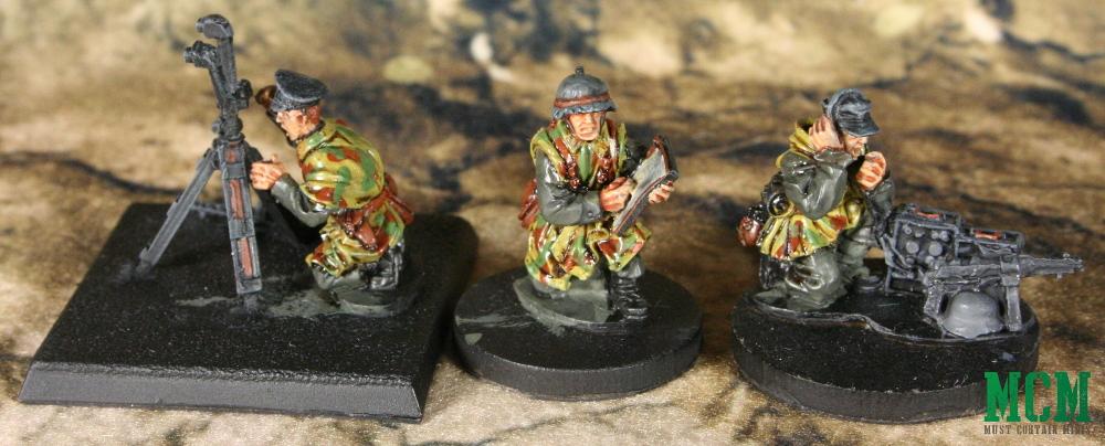 WLG403012008 Bolt Action German Heer Forward Observer Team