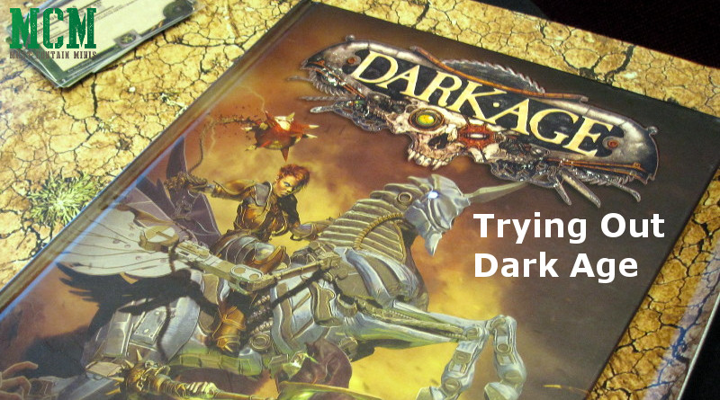 Dark Age Review by CMON