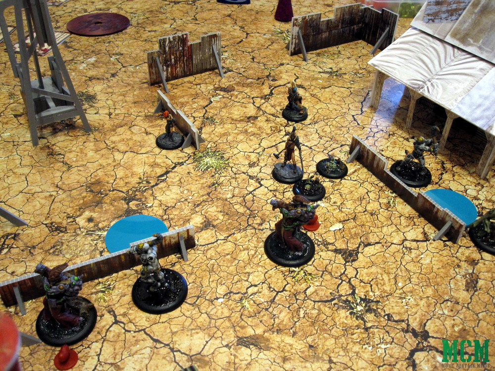 Dark Age Battle Report CMON Must Contain Minis