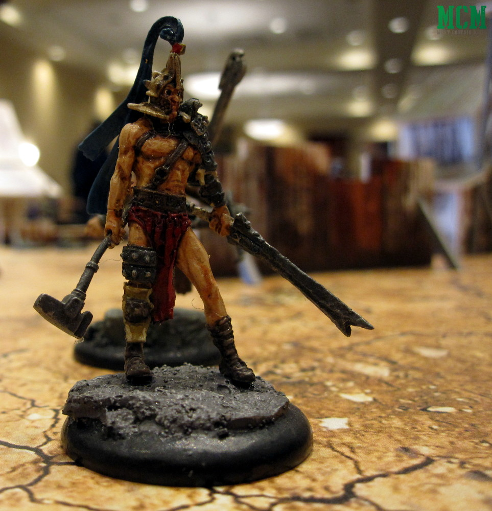 Dark Lands Outcast Miniature