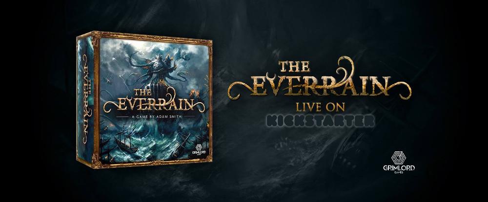 Everrain Kickstarter by Grimlord Games