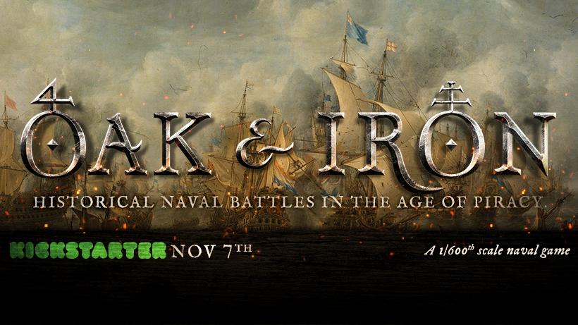 Oak & Iron Kickstarter Preview
