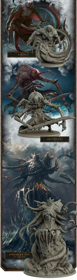 Everrain Monsters