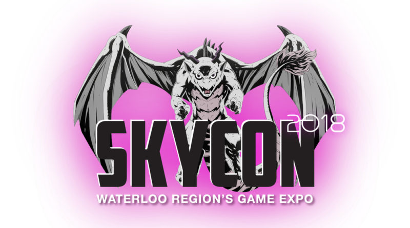 SkyCon 2018 Kitchener Waterloo Cambridge Ontario Gaming Convention