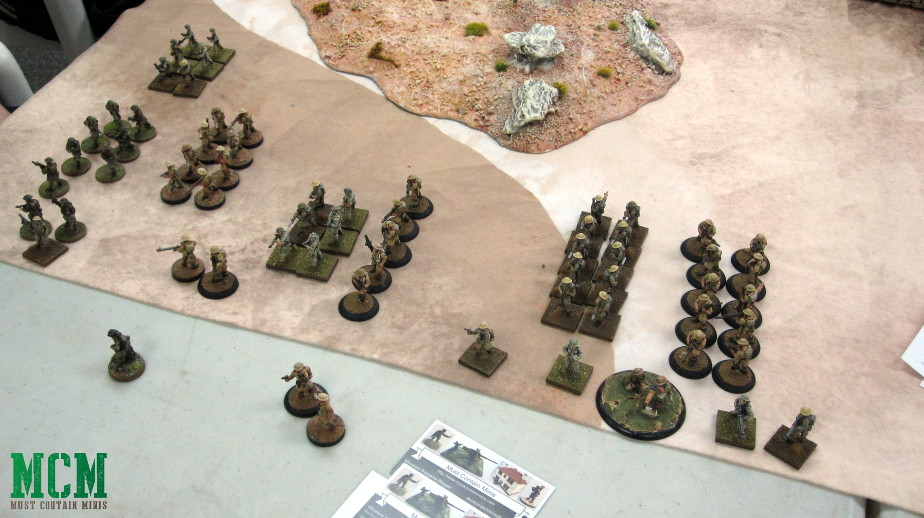 Bolt Action British Army 1200 points