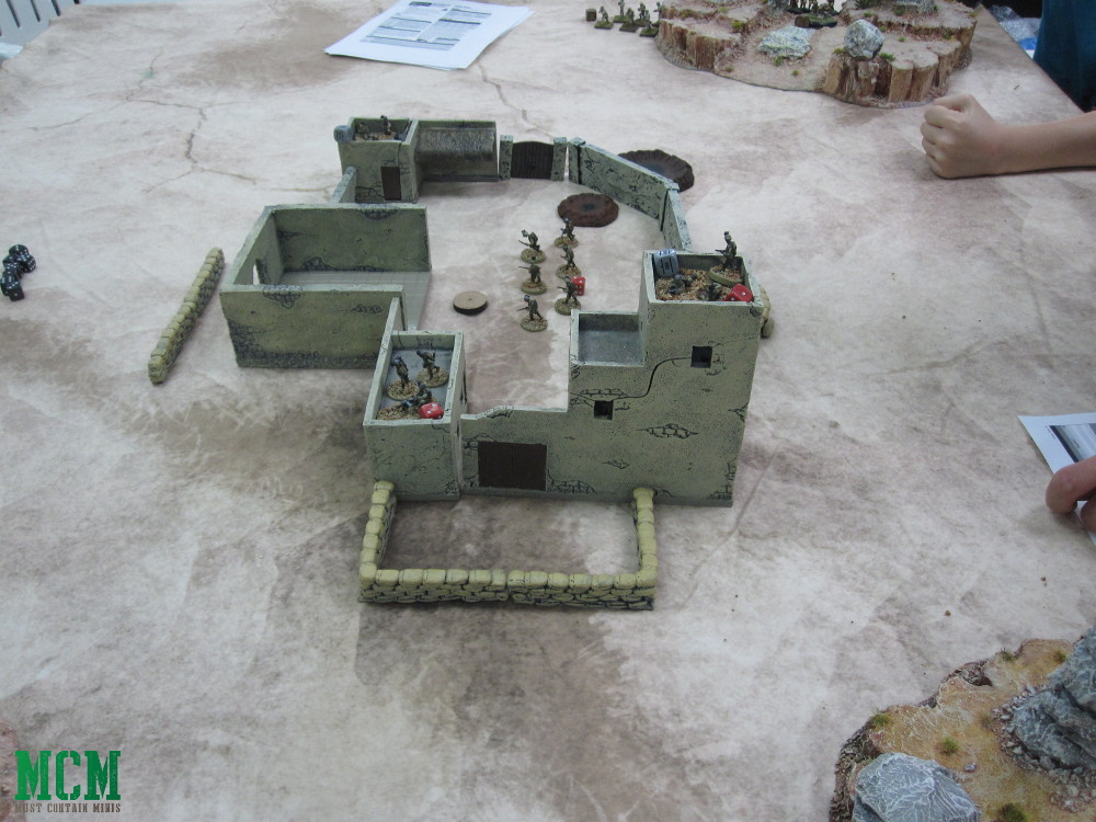 Bolt Action Barrage in the Western Desert