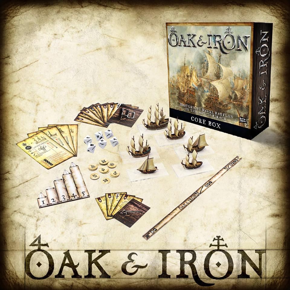 Oak & Iron Miniatures Game Starter Box