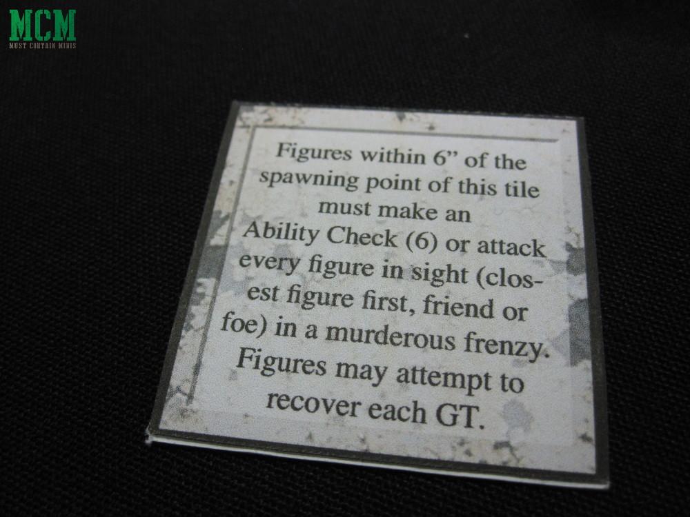 Darkfast Dungeons Trap card