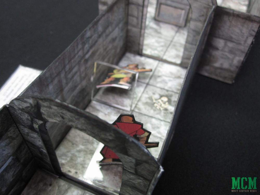 Paper Miniatures Battle