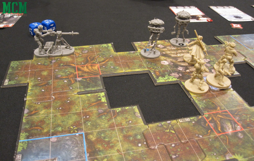 Imperial Assault the Board Game Play Through