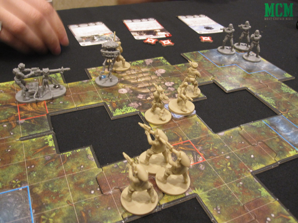Rebel Soldiers arrive in Imperial Assault the Board Game