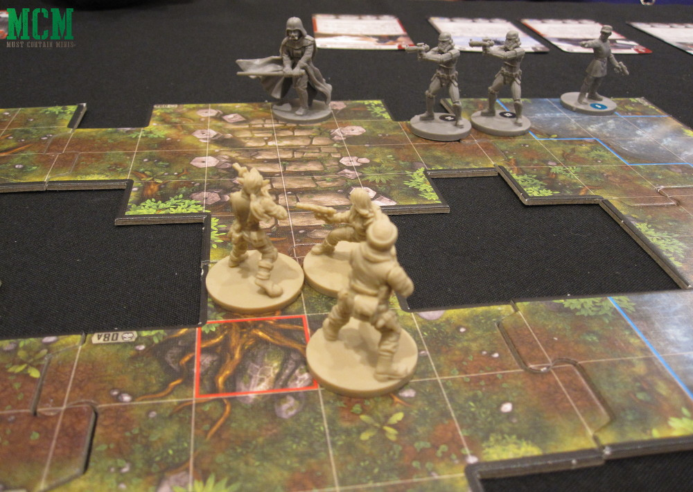 Darth Vader Arrives in Imperial Assault's first mission.
