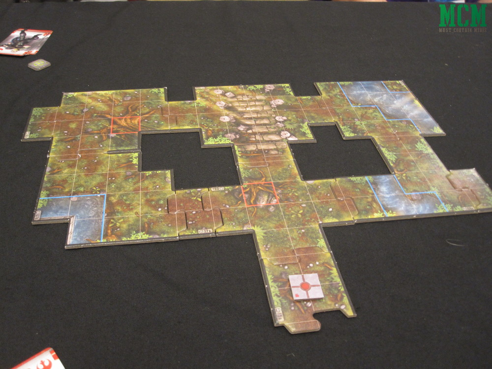 Imperial Assault Game Table