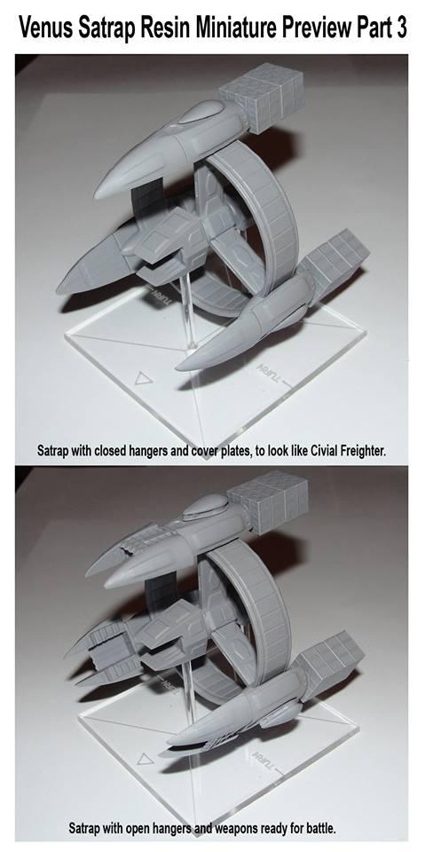 Jovian battle Carrier