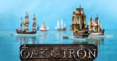 Oak & Iron on Kickstarter