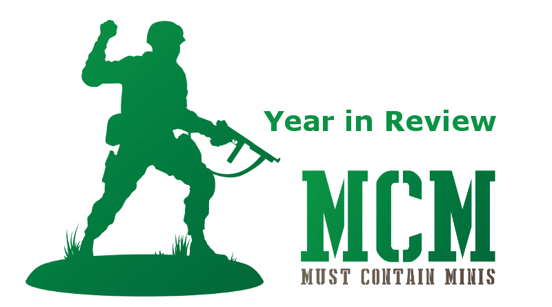 A Year in Review - Happy New Years Eve from Must Contain Minis