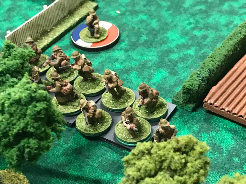 Chain of Command Miniatures Game WW2 French Forces