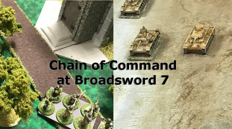 Chain of Command at Broadsword 7