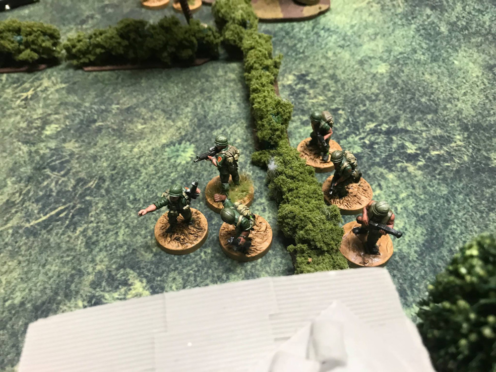 Charlie Company by RAFM / Crucible Crush in 28mm