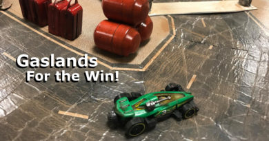 Gaslands - The Best Value Game of 2018