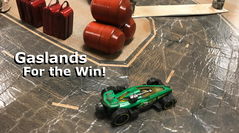 Gaslands – The Best Value Game of 2018