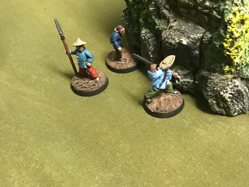 Pulp Alley Miniatures Game