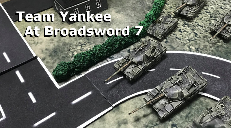 Team Yankee at Broadsword 7