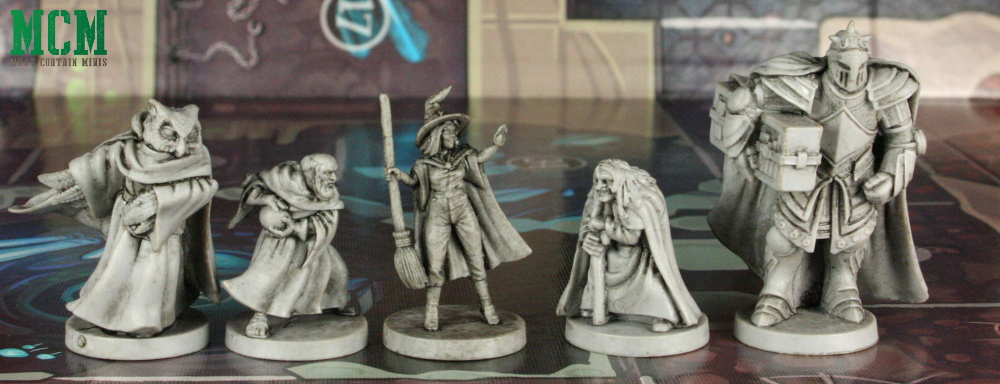 Wildlands Miniatures The Guild by Osprey Games and Martin Wallace