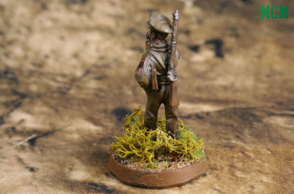 British Forward Observer Showcase - Bolt Action