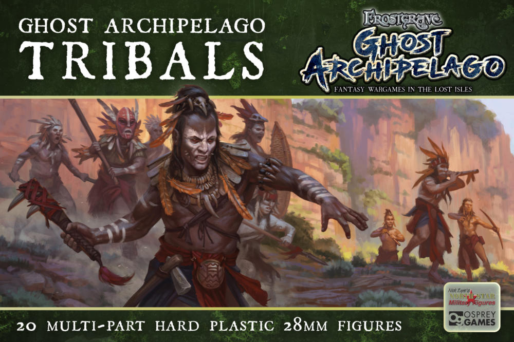 Gods of Fire – Frostgrave Ghost Archipelago Nickstarter