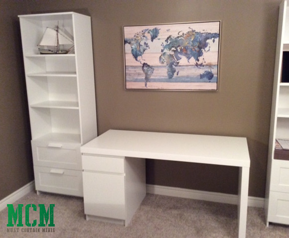 IKEA Furniture for building and painting miniatures - craft / hobby room