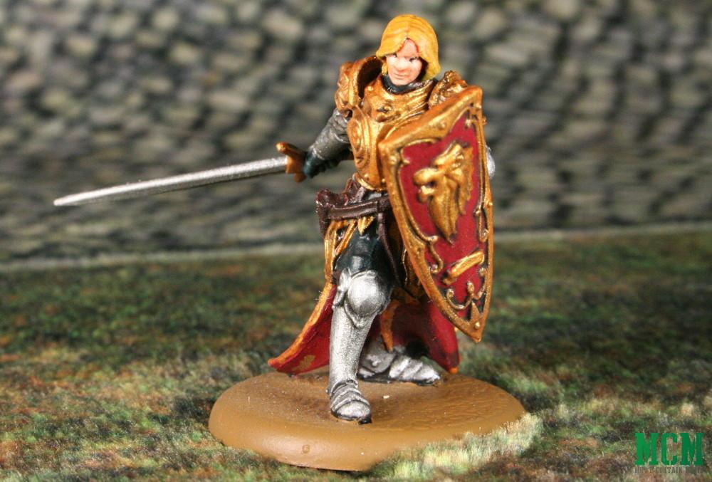 Jaime Lannister Painted Miniature