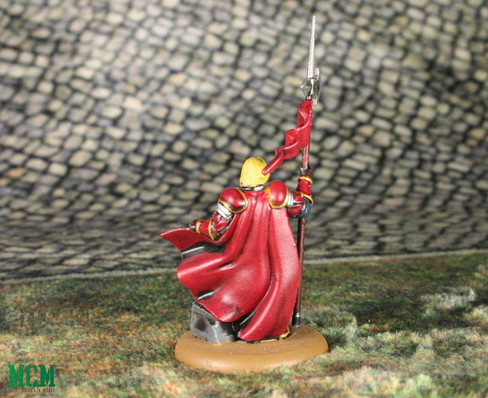 Lannister Assault Veteran Painted