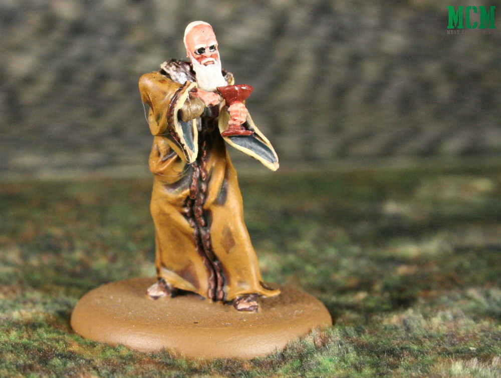 Maester Pycelle Miniature Painted for A Song of Fire and Ice