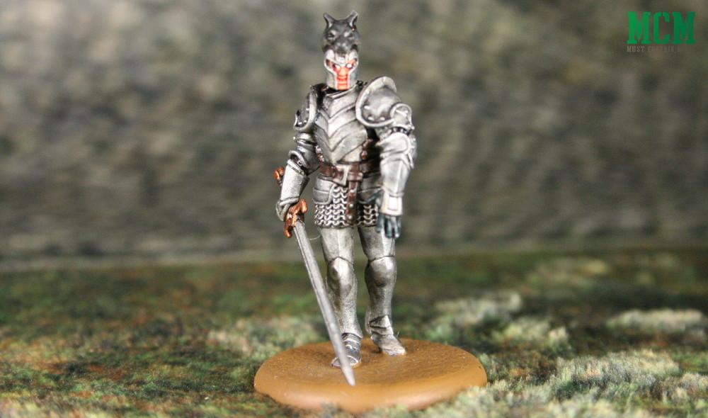 Alternative Sculpt - Sandor Clegane.