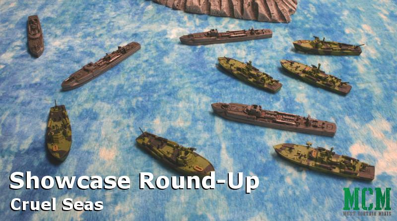 Cruel Seas MTB Showcase Round Up
