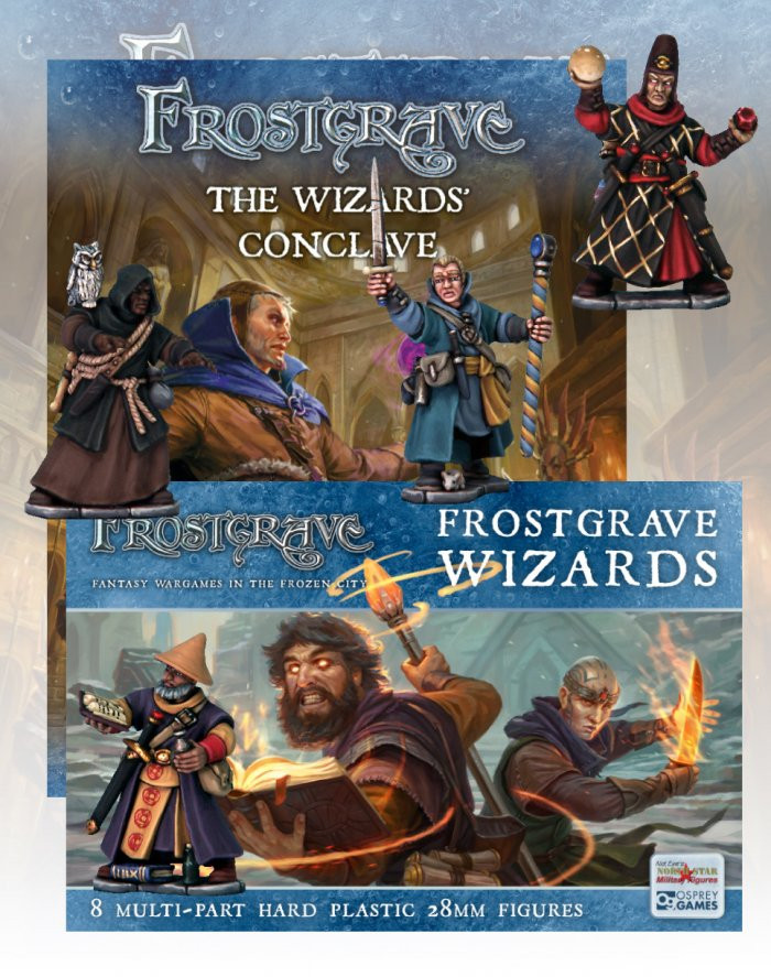 Frostgrave Wizard Bundle