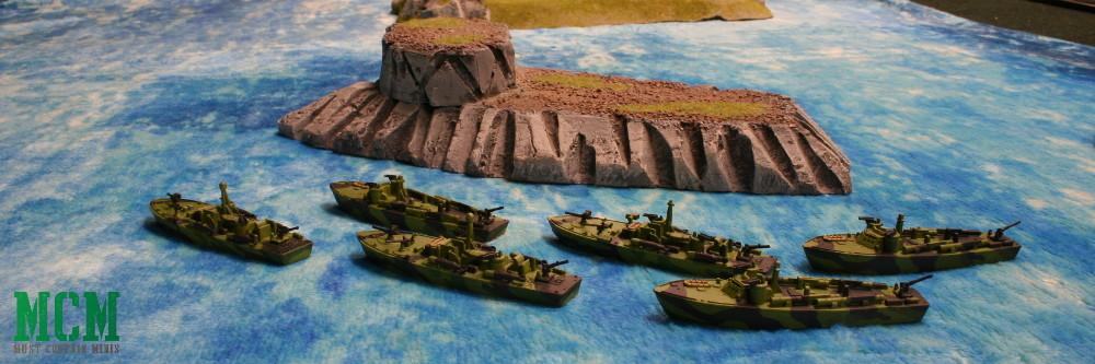 Cruel Seas Island PT Boat Patrol