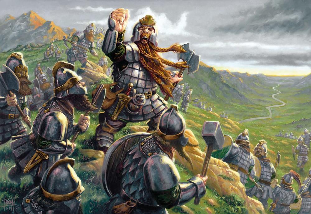 Oathmark Heavy Dwarves