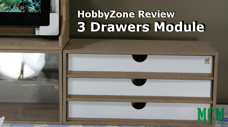 Review – Hobby Zone Drawers Module x 3 (OM02a)