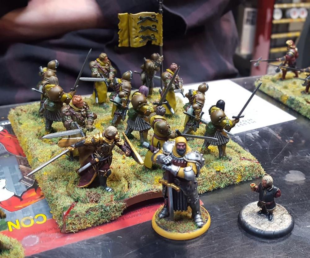 Lannister Miniature Showcase
