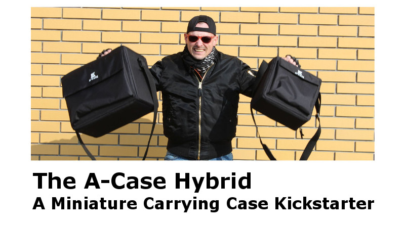 The A-Case Hybrid Kickstarter Campaign