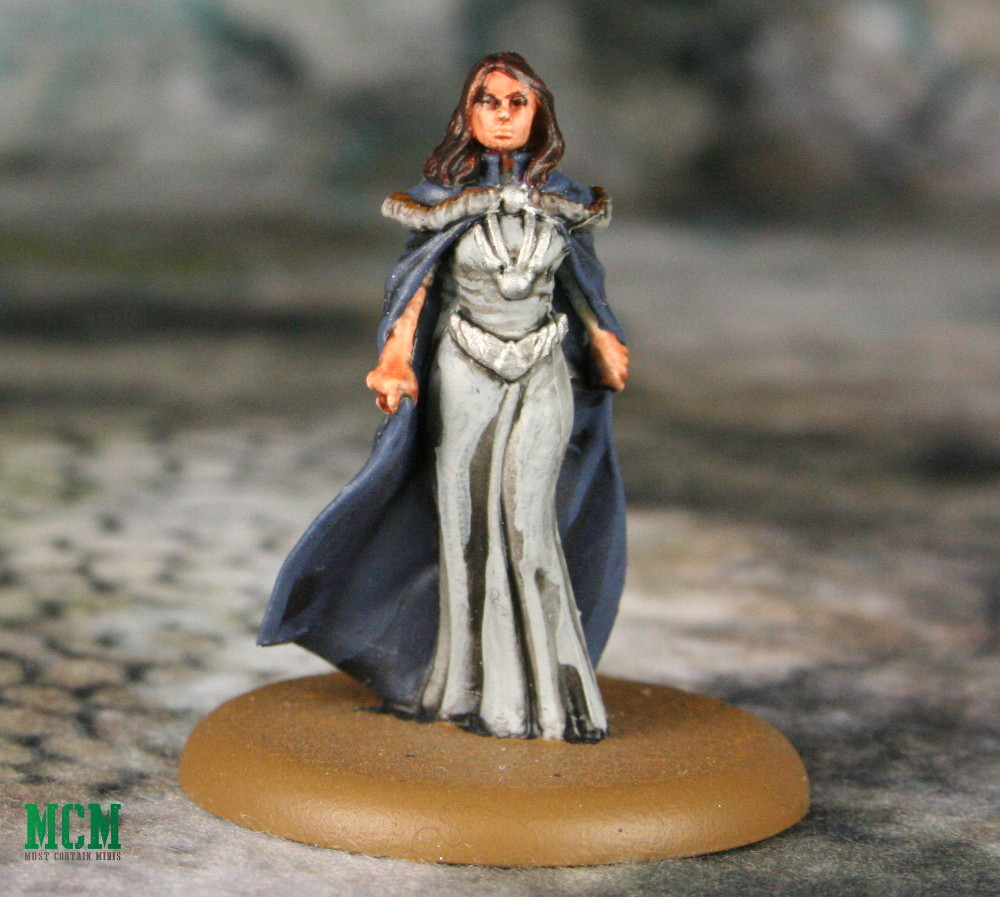 Catelyn Stark Miniature - Winter Is Coming - Song of Ice and Fire - Game of Thrones