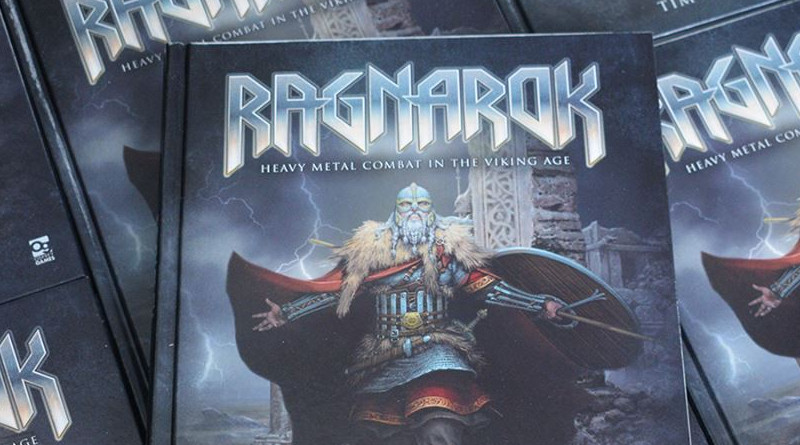 Ragnarok Miniature Wargame Preview by Osprey Games